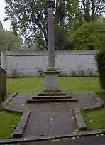 Deptford Borough WW1 War Memorial, Brockley Cemetery