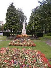 Lewisham Metropolitan Borough War Memorial