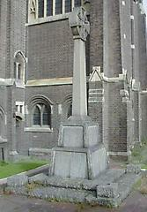 St Hilda's WW1 War Memorial, Brockley