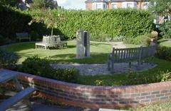 Sandhurst Road School WW2 War Memorial Garden
