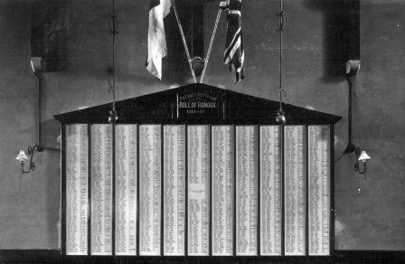 St Luke WW1 War Memorial