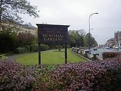 Deptford Borough, WW1 Memorial Gardens