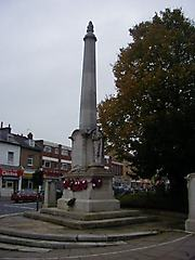 Deptford Borough WW1 War Memorial