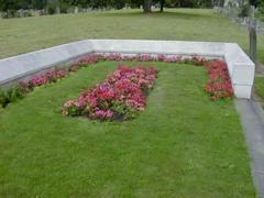 CWGC Plot at Ladywell Cemetery
