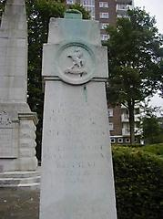 Lewisham Battalion Royal West Kent War Memorial