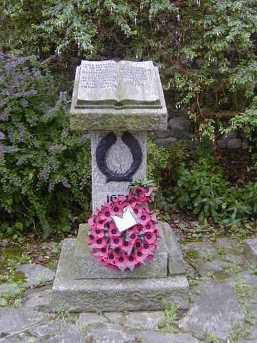 St James Hatcham WW2 Civilian War Memorial