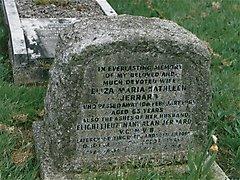Alan Jerrard Grave